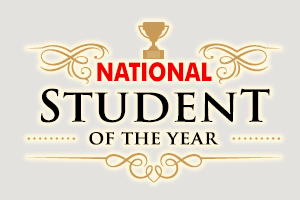 Student of the Year - National